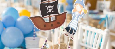 Pirate Themed Party