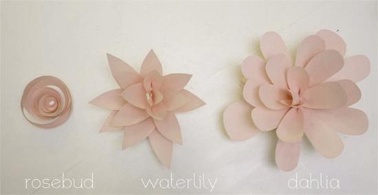 Paper Flower Guide