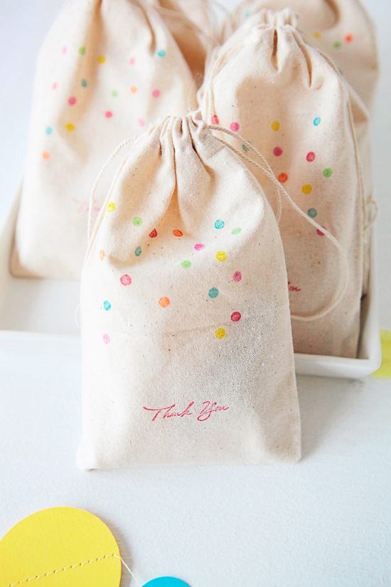DIY Canvas Bags