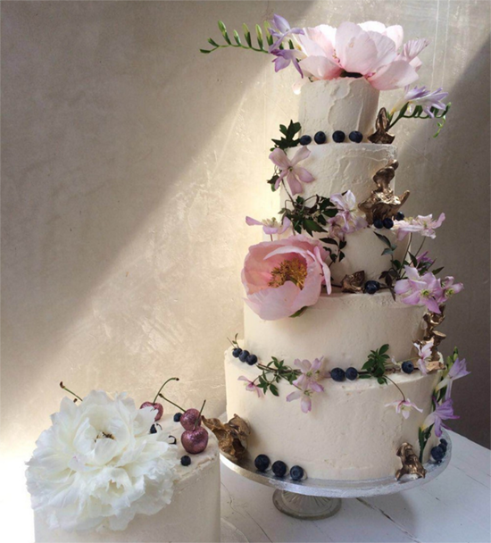 Lily Vanilli House of Hackney Cake