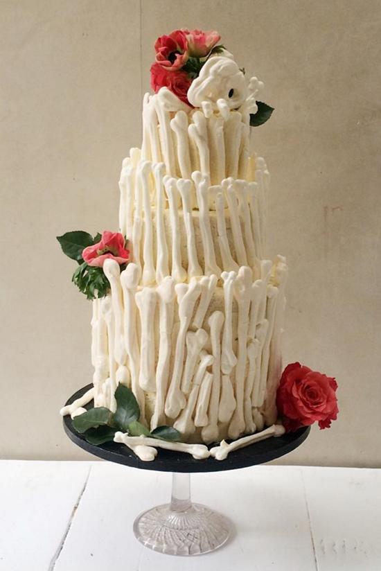 Lily Vanilli Bone Cake