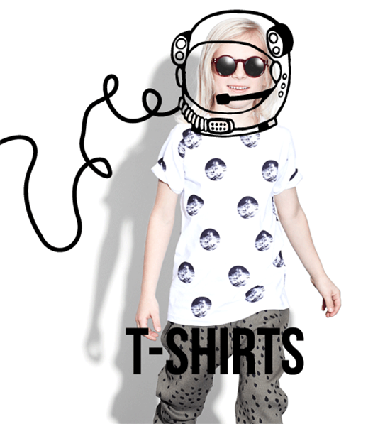 Spaceman Tshirt