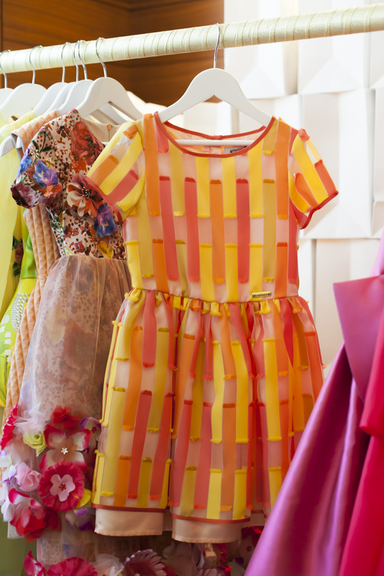 CHILDRENSALON BRIGHT DRESS