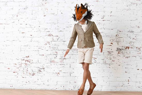 Little Wardrobe London Fox