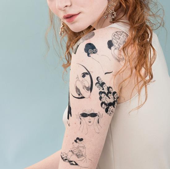 Tattly Tattoo