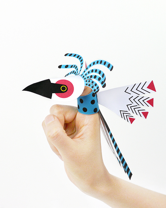 mrprintables-blue-bird-finger-puppet