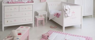 Choosing the Pieces for your Child's Nursery