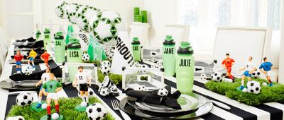 Football Themed Party Ideas for Children