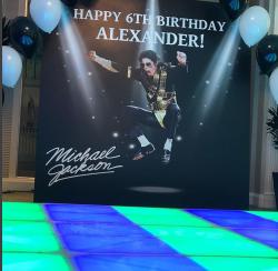 Michael Jackson Stage