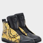 versace boys trainers